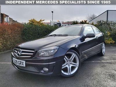 used Mercedes CLC200 CLCCDI AMG SPORT 2.1 3d 122 BHP 3-Door