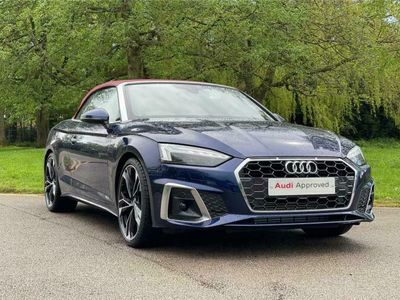 used Audi A5 Cabriolet SPECIAL EDITIONS 35 TFSI Edition 1 2dr S Tronic