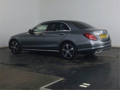 used Mercedes C200 C ClassSport Premium Plus 4dr 9G-Tronic 1.5