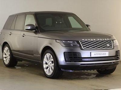 used Land Rover Range Rover 4.4 Sdv8 Vogue Se 4Dr Auto