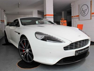used Aston Martin DB9 5.9 Touchtronic II 2dr (2+0)