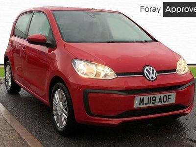 used VW up! Up 1.0 MoveTech Edition 5dr [Start Stop]