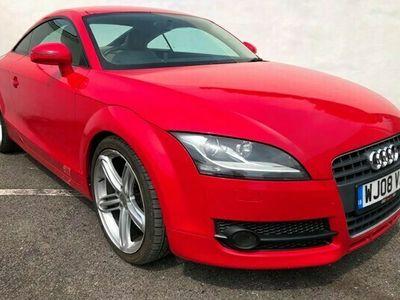 used Audi TT Coupe 2.0T FSI 2d S Tronic