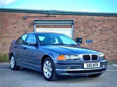 used BMW 318 3 Series i SE 4dr