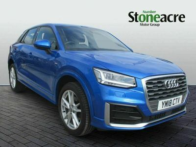 used Audi Q2 2.0 TFSI S line SUV 5dr Petrol S Tronic quattro (s/s) (190 ps)
