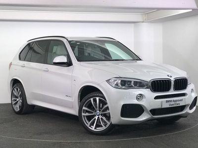 used BMW X5 X5xDrive30d M Sport Estate diesel estate