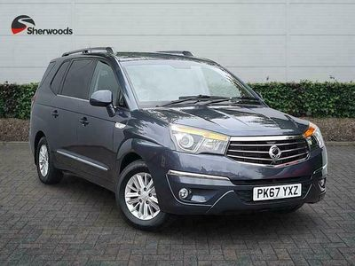 used Ssangyong Rodius -2.2 TURISMO EX 5DR