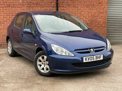 used Peugeot 307 1.4 HDi S 5dr (a/c)