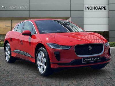 used Jaguar I-Pace Estate 294kW EV400 SE 90kWh 5dr Auto