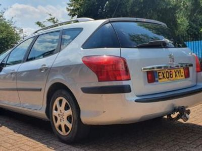 used Peugeot 407 1.6 HDi 110 S 5dr