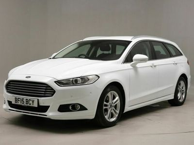 used Ford Mondeo 2.0 TDCi 180 Titanium 5dr Powershift For Sale Reg:BF15 BCY