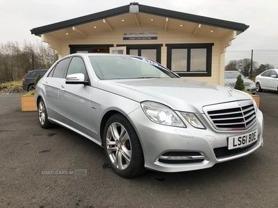 "used Mercedes 350 E Class Avantgarde ED ""BEST E-CLASS ENGINE, FULL WARRANTY WITH CAR """
