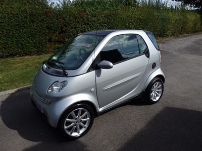 used Smart ForTwo Coupé 0.7Passion Hatchback 3d