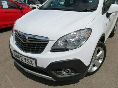 used Vauxhall Mokka Estate 1.7 CDTi Exclusiv 4WD 5d