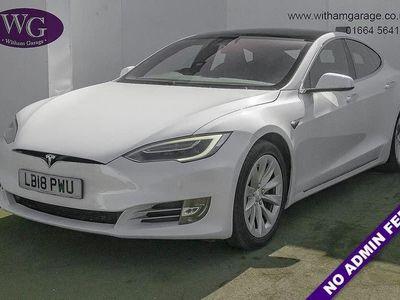 used Tesla Model S 75D 5d