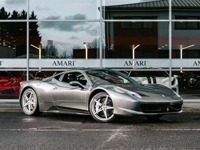used Ferrari 458 4.5 ITALIA DCT 2DR SEMI AUTOMATIC, 2011 ( )