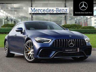 used Mercedes AMG GT 63 S 4MATIC PLUS PREMIUM PLUS