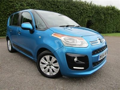 used Citroën C3 Picasso 1.6 HDi VTR+ 5dr