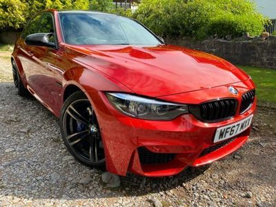 used BMW M3 3-Series M3(07/15-) 4d DCT