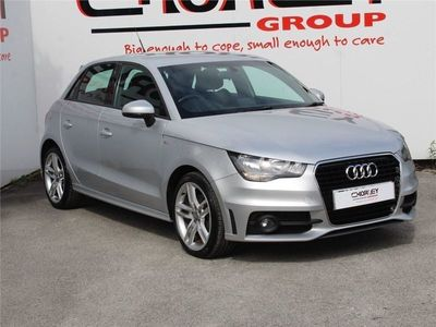 used Audi A1 1.4 TFSI S Line 5dr S Tronic