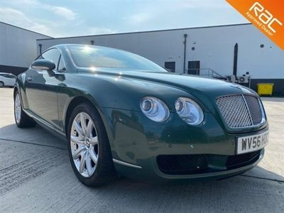 used Bentley Continental 6.0 GT 2DR AUTOMATIC