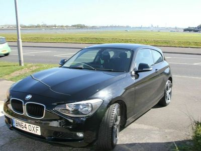 used BMW 118 1 Series 2.0 d Sport Sports Hatch (s/s) 3dr