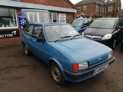 used Ford Popular Fiesta 1.0- MODERN CLASSIC - GENUINE 28000 MILES FROM NEW - SU