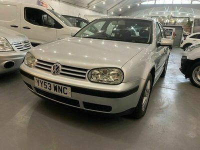 used VW Golf MATCH 1.6 5dr