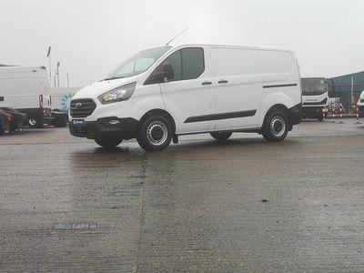 used Ford 300 Transit CustomBASE