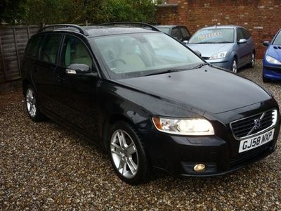 used Volvo V50 1.6 SE D 5d DIESEL ESTATE PART-EXCHANGE BARGAIN 5-Door