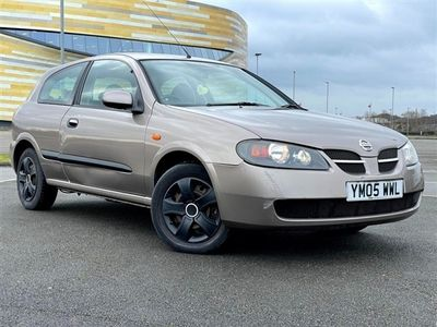used Nissan Almera 1.8 SE 3d 114 BHP FRESH STOCK - JUST IN