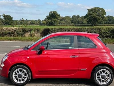 used Fiat 500 1.4 Sport 3dr Dualogic [Start Stop]