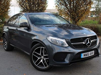 used Mercedes GLE350 GLE 3.0V6 AMG Line G-Tronic 4MATIC (s/s) 5dr Auto