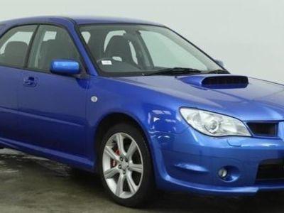 used Subaru Impreza WRX TURBO 2.5 4X4, 2006, not known, 122000 miles.