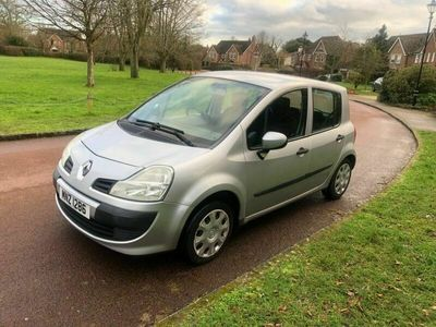 used Renault Modus 1.2 5dr