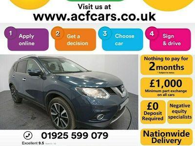used Nissan X-Trail DCI N-TEC - CAR FINANCE FR £217 PCM