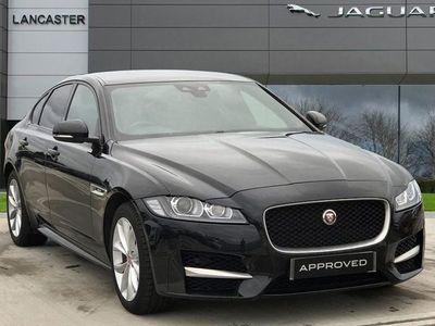 used Jaguar XF 2.0D [180] R-Sport 4Dr Auto