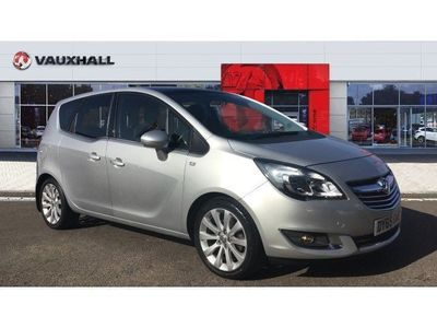 used Vauxhall Meriva 1.4i 16V SE 5dr