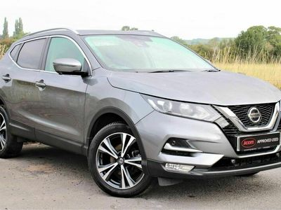 used Nissan Qashqai 1.6 DIG-T N-Connecta (s/s) 5dr