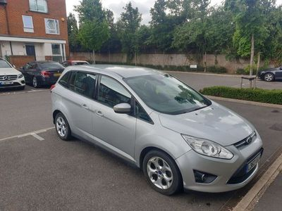 used Ford Grand C-Max 1.6 TDCi Zetec 5dr (7 Seats)