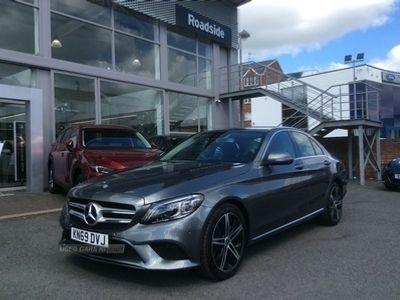 used Mercedes C200 C Class C 200 Sport Premium 1.5Sport Premium