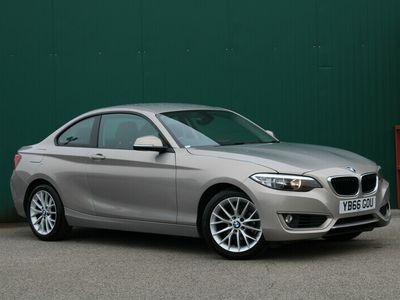used BMW 218 2 Series i SE 2dr [Nav] Step Auto