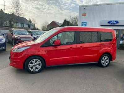used Ford Tourneo GRAND TITANIUM 7 SEATER 1.5 TDCI AUTOMATIC only 14670 miles