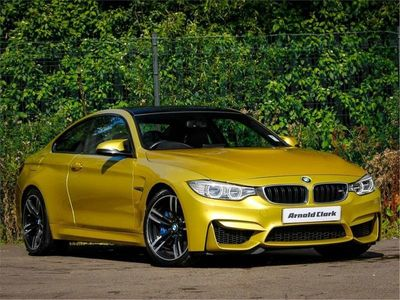 used BMW M4 3.0 S-A