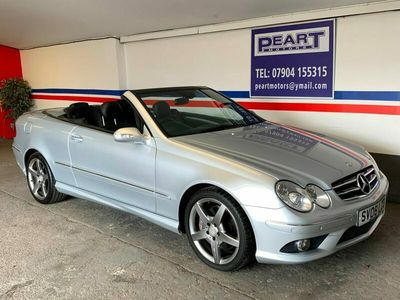 used Mercedes CLK280 Sport 2dr Tip Auto