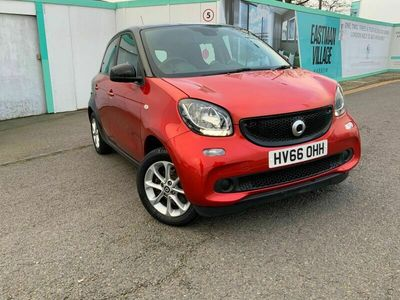 used Smart ForFour 1.0 Passion Auto