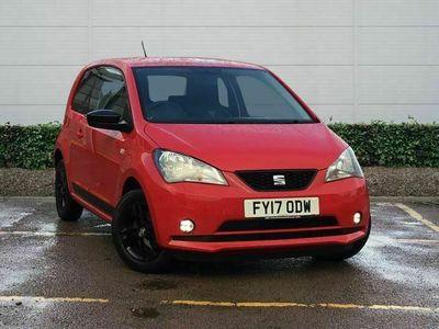 used Seat Mii 1.0 Design 3dr Hatchback