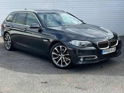 used BMW 525 5 Series 2.0 d Luxury Touring 5dr