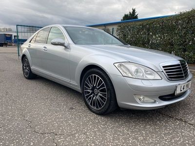 used Mercedes S320 S Class 3.0CDI 7G-Tronic 4dr Auto