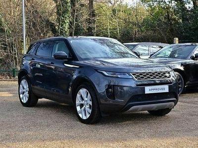 used Land Rover Range Rover evoque D180 SE Diesel MHEV 2.0 5dr